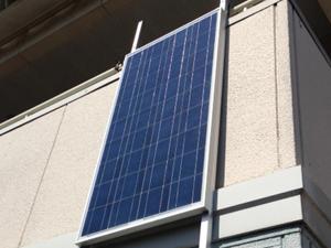 ソーラー発電バッテリーの使い方