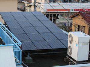 太陽光発電用の大型バッテリーなども買い取り可能